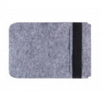 Чохол-конверт Gmakinдля Macbook Air 13,3/Pro 13,3 світло сірий