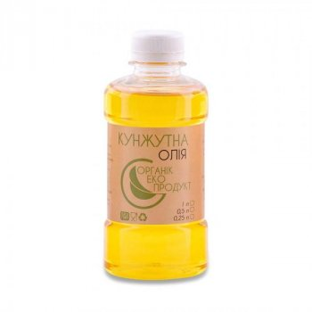 Масло кунжутное холодного отжима Organic Eco-Product, 1000 мл