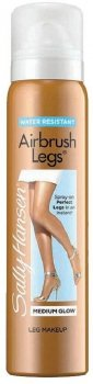 Тональный спрей для ног Sally Hansen Airbrush Legs Medium 75 мл (3607344677744)