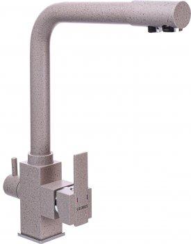 Кухонний змішувач з під'єднанням до фільтра GLOBUS LUX GLLR-0100-5-Terra
