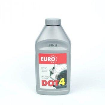 Гальмівна рідина EURO Дот-4 880гр