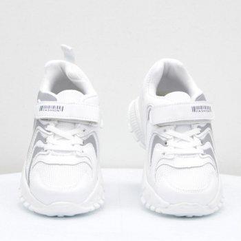 Кроссовки Alemy Kids белые 56254