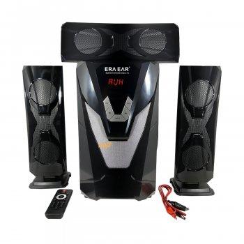 Музыкальный центр 3.1, акустика ERЛ ЕЛR, 60ВТ, USB/SD/AUX/Bluetooth/FM-радио, 12/220V (Y3L)