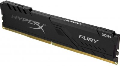 Оперативна пам'ять HyperX DDR4-3600 32768MB PC4-28800 Fury Black (HX436C18FB3/32)