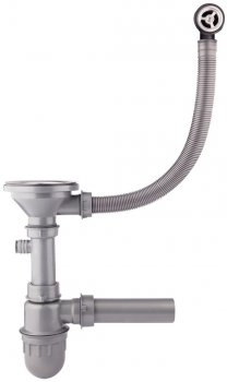 Кухонна мийка LIDZ 620x500/200 BLA-03 (LIDZBLA03615500200)