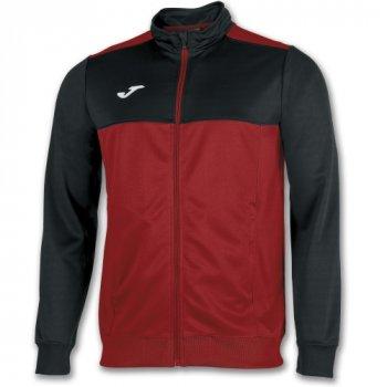 Олімпійка Joma WINNER 101008.601 колір: чорний/червоний
