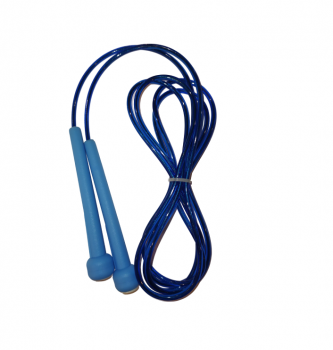 Скакалка SportReal 240 см Синя