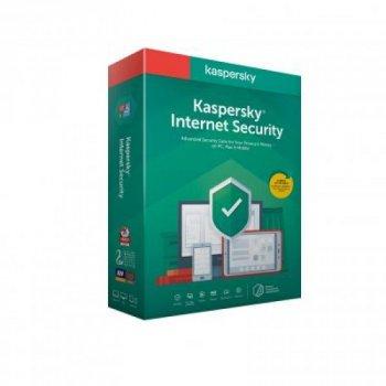 Антивірус Kaspersky Internet Security Multi-Device 2020 2 ПК 1 year Base Box (DVD (5056244903312)