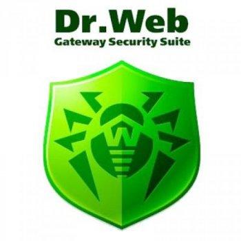 Антивірус Dr. Web Gateway Security Suite + ЦУ/ Антиспам 20 ПК 3 роки ел. ліц. (LBG-AAC-36M-20-A3)