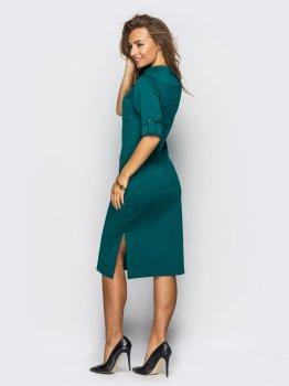 Плаття Dressa 13805 Зелене
