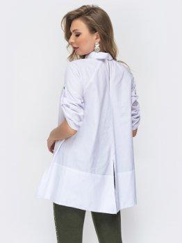 Блуза Dressa 44882 Белая
