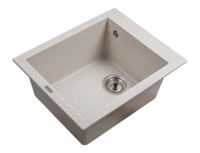 Кухонная мойка VENTOLUX Amore 500x400/200 Blue Sand