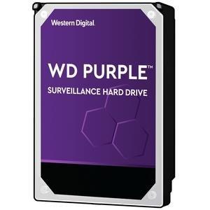 "Жесткий диск WD 3.5"" SATA 3.0 14TB 7200 256MB Purple Surveillance"