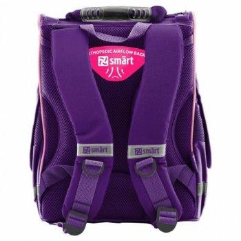 Рюкзак школьный каркасный SMART PG-11 Mermaid 558066