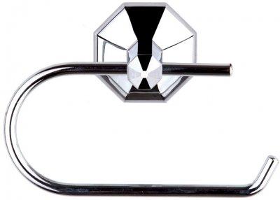 Держатель для туалетной бумаги TEKNO-TEL Petek MG194P хром
