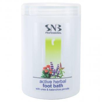 Активная травяная ванна для ног SNB Active Herbal Foot Bath 800 г