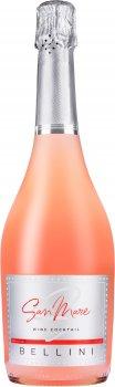 Игристый винный коктейль San Mare Bellini полусухой 0.75 л 5.5% (8410261105413)