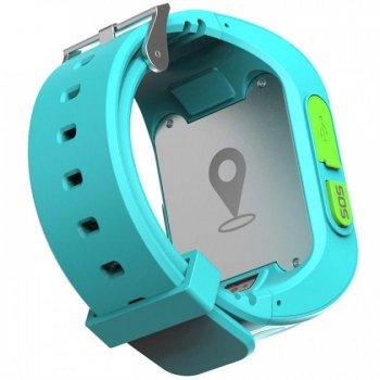 Дитячі телефон-годинник Smart Watch Q50-2 з GPS-трекером , блакитні