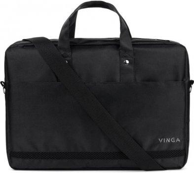 "Сумка для ноутбука Vinga 15.6"" Black (NB155BK)"