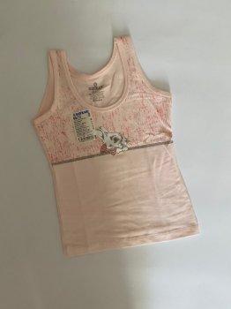 Майка для девочки Baykar 4672, розовая