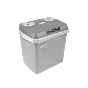 Автохолодильник Camry CR 93 з ручкою 32 л/58 Вт Сірий