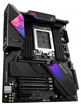Материнская плата Asus ROG Strix TRX40-E Gaming (sTRX4, AMD TRX40, PCI-Ex16)