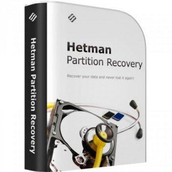 Системная утилита Hetman Software Hetman Partition Recovery Домашняя версия (UA-HPR2.3-HE)