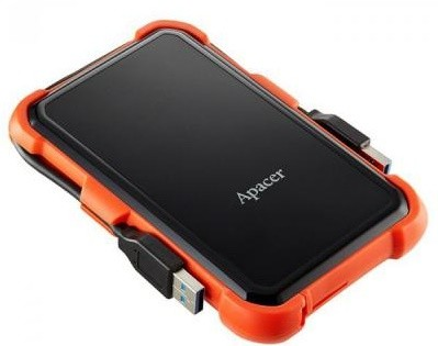 Жорсткий диск (HDD) Apacer AC630 2TB USB 3.1 Orange (AP2TBAC630T-1)