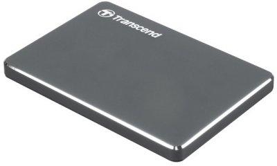 """Жорсткий диск (HDD) 2TB Transcend TS2TSJ25C3N USB 3.0 StoreJet 25C3 2.5"""" (TS2TSJ25C3N)"""