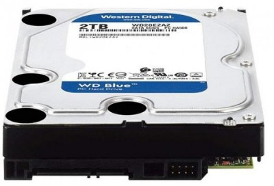 "Жорсткий диск (HDD) Western Digital 3.5"" 2TB (WD20EZAZ)"