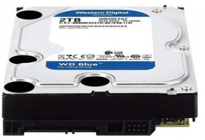 """Жесткий диск (HDD) Western Digital 3.5"""" 2TB (WD20EZAZ)"""