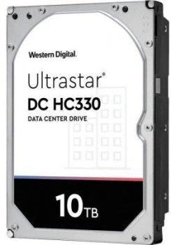 """Жорсткий диск (HDD) Western Digital 3,5"""" 10TB SAS 256 MB 7200 rpm Ultrastar DC HC330 (0B42258/WUS721010AL5204)"""