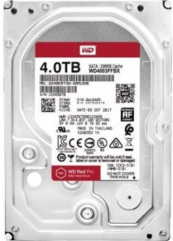 "Жорсткий диск (HDD) Western Digital 3.5"" 4TB (WD4003FFBX)"