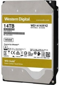 "Жорсткий диск (HDD) Western Digital 3.5"" 14TB (WD141KRYZ)"