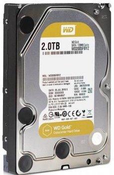 """Жорсткий диск (HDD) Western Digital 3.5"""" 2TB SATA III (WD2005FBYZ)"""
