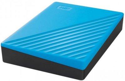 """Жорсткий диск (HDD) Western Digital 2.5"""" 4TB (WDBPKJ0040BBL-WESN)"""