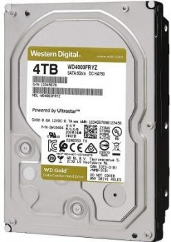 "Жорсткий диск (HDD) Western Digital 3.5"" 4TB (WD4003FRYZ)"