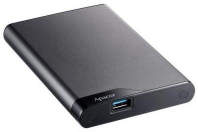Жорсткий диск (HDD) Apacer AC632 2TB USB 3.1 Gray (AP2TBAC632A-1)