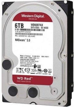 """Жорсткий диск (HDD) Western Digital 3.5"""" 6TB (WD60EFAX)"""
