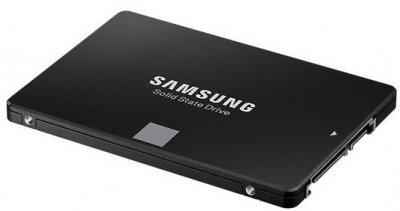 """SSD-накопичувач Samsung 2.5"""" 1TB (MZ-76E1T0BW)"""