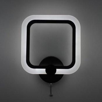 Бра 4light 2503/1 Black LED 25W