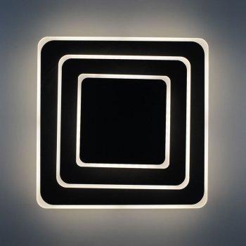 Бра 4light 8663/3F Black LED 18W