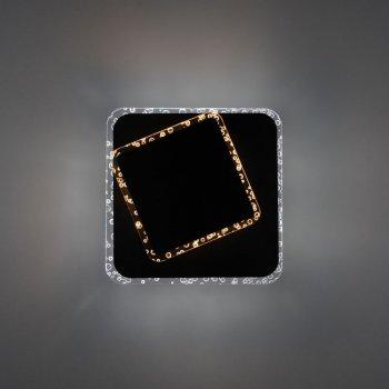 Бра 4light 8662/1Q Black LED 32W