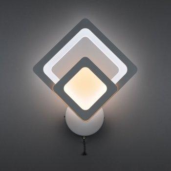 Бра 4light 2311/1 White LED 22W