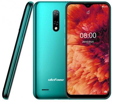 Мобільний телефон Ulefone Note 8P 2/16 GB Midnight Green (6937748733577)