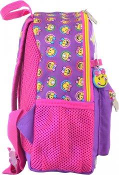 Рюкзак дитячий Yes K-16 Smile 22.5x18.5x9.5 для дівчинки (554756)