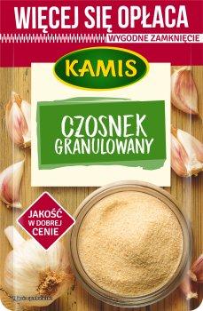 Упаковка специй Kamis Чеснок гранулированный 55 г х 2 шт (5900084267373)