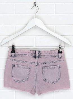 Шорти джинсові C&A ca04440019 Бузкові