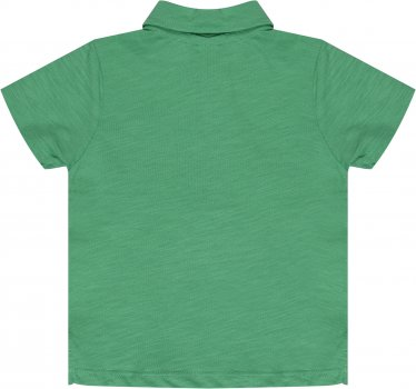 Поло OVS ca08110141 Зеленое