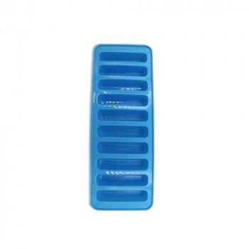 Форма силиконовая Cumenss Blue 10 ячеек для льда шоколада конфет